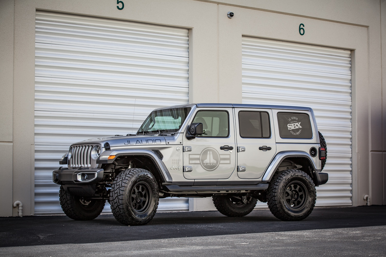 Jeep Wrangler Stealthbox
