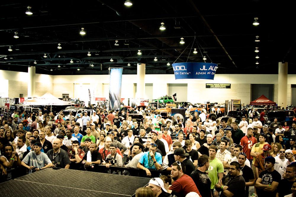 SBN 2010 Crowd