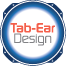 Tab-Ear Design Icon