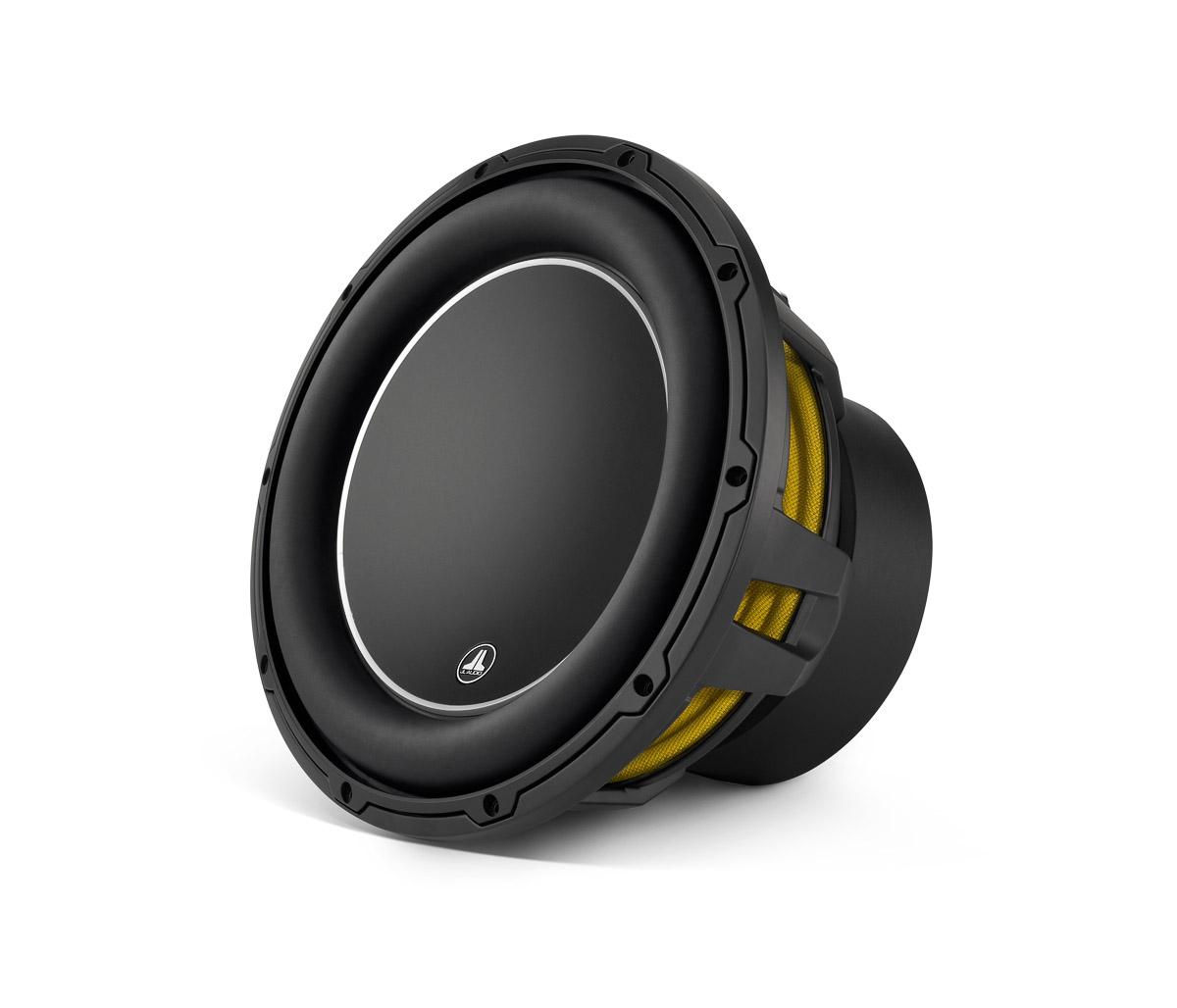 12W6v3-D4 - Car Audio - Subwoofer Drivers - W6v3 - JL Audio on