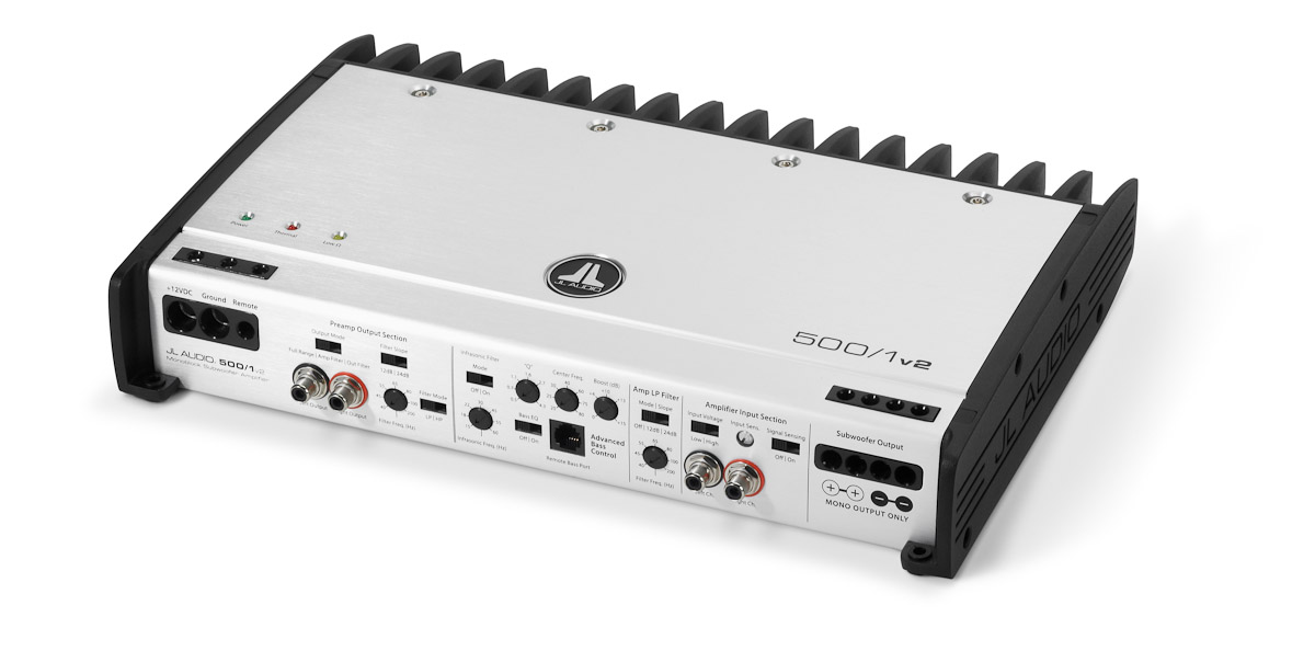 Jl Audio 500 1 Wiring - Wiring Diagram All
