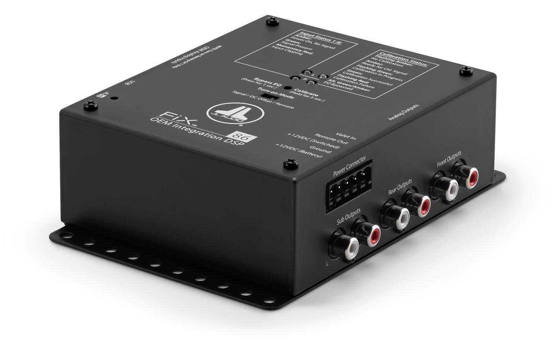FiX-86 - Car Audio - Processors - OEM Integration - JL Audio