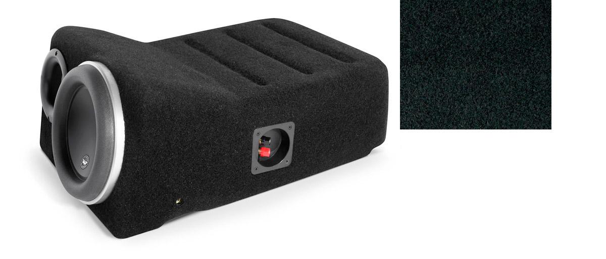 SB-T-TUNDC/8W7/BK - Car Audio - Stealthbox® - Toyota - JL Audio