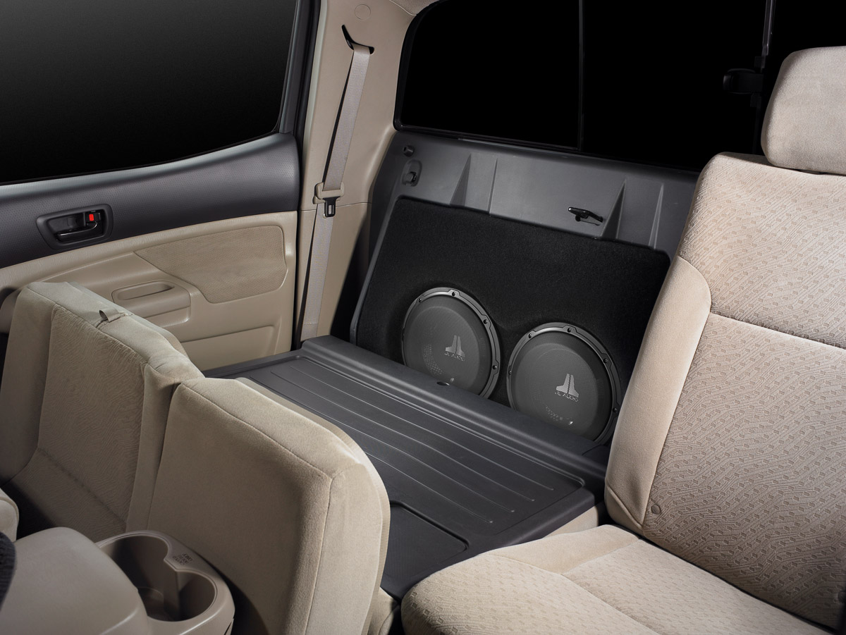 tacoma cab double stealthbox sb audio 2005 toyota jl stereo larger