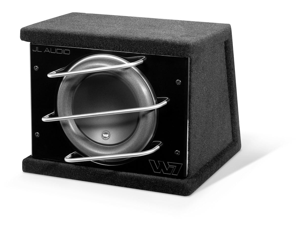SGR-12W7-ROD-RP - Car Audio - Subwoofer Drivers - Subwoofer Grilles