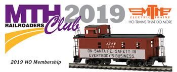 2019 MTHRRC HO Club Membership picture