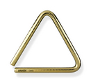 Bronze Pro Hammered™ Triangle - 8""