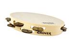 """Bantamweight™ Heat-Treated Copper Tambourine - 10"""""""