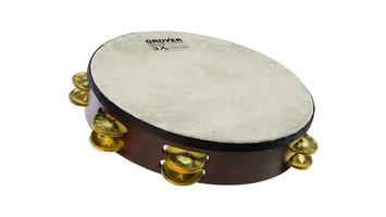 SX Plus Tambourine - Brass picture