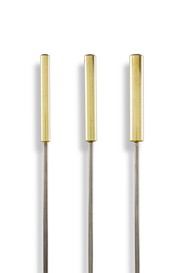 Brass Tubular Triangle Beater 3-pc Set picture