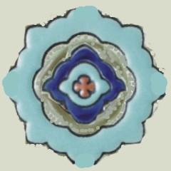 "Sant Gervasi 2"" Porcelain picture"