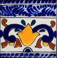 "Baroque 7  -  3 3/4"" Porcelain"