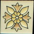 """Santa Rosa Sand B 2"""" Porcelain"""
