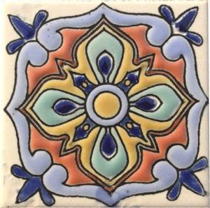 """Santa Coloma 3 3/4"""" Porcelain picture"""