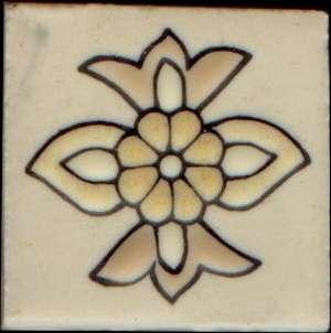 """Santa Rosa Sand A 2"""" Porcelain picture"""