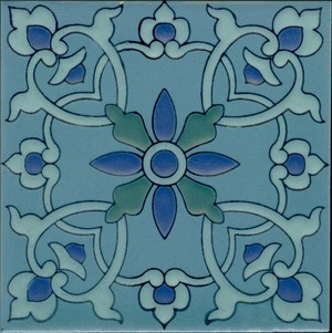 """Samara Marina 3 3/4"""" Porcelain picture"""