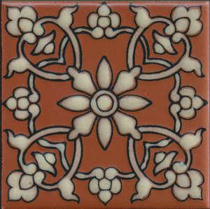 """Samara Terra Cotta 3 3/4"""" Porcelain picture"""