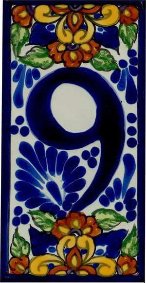 Number 9 - Baroque Style 1 picture