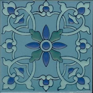 """Samara Marina 5 3/4"""" Porcelain picture"""