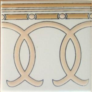 """Arcos 3 3/4"""" Porcelain picture"""