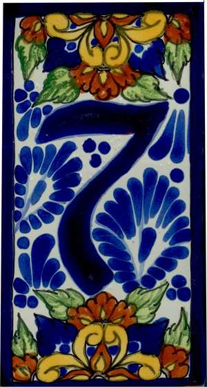 Number 7 - Baroque Style 1 picture