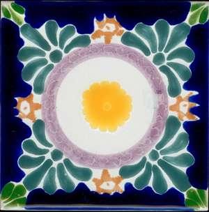 "Baroque 3  -  5 3/4"" Porcelain Pool picture"