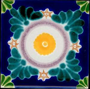 "Baroque 3  -  5 3/4"" Porcelain Non Pool picture"