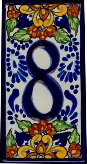 Number 8 - Baroque Style 1 picture