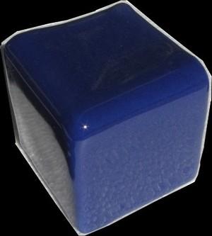 V-cap corner porcelain - Blue picture