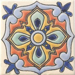 """Santa Coloma 5 3/4"""" Porcelain picture"""