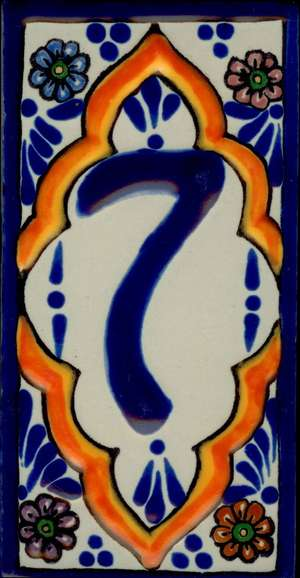 Number 7 - Baroque Style 4 picture