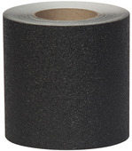 #4200 Flex Track®  Non-Slip Vinyl Roll 6in x 60ft Black 2/case