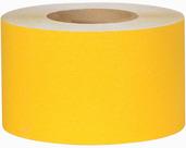 3338 Grit Roll 4in x 60ft Heavy Duty Yellow 3/case