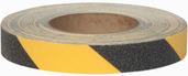 3363 Grit Roll 1in x 60ft Heavy Duty Black/Yellow 12/case
