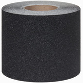 #3200 Safety Track® Non-Slip Grit Roll 6in x 60ft Black 2/case