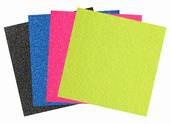 "*NEW* Jessup Griptape® Colors 9""x9"" (Blue, Black, Yellow, Pink) 4/pack"