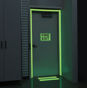 Photoluminescent Pack (Safety Sign, Egress Tape & Non-slip treads)