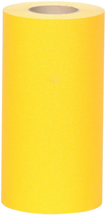 3338 Grit Roll 12in x 60ft Heavy Duty Yellow 1/case picture