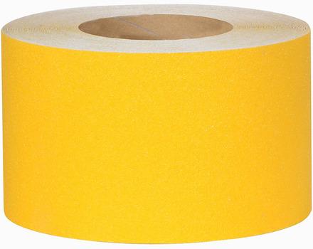 3338 Grit Roll 4in x 60ft Heavy Duty Yellow 3/case picture