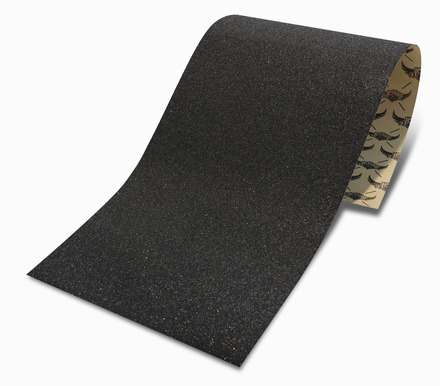 Jessup Griptape® for Old School Skateboards 10in x 34in Black Sheet picture