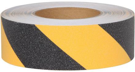 3363 Grit Roll 2in x 60ft Heavy Duty Black/Yellow 6/case picture