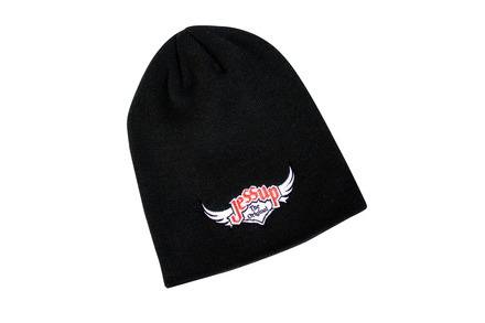Jessup Slouch Beanie - Black picture