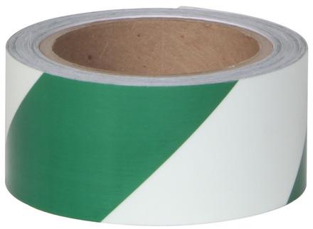 #7530 Glo Brite® Roll 2in x 30ft Glow w/Green Stripe 3/case picture