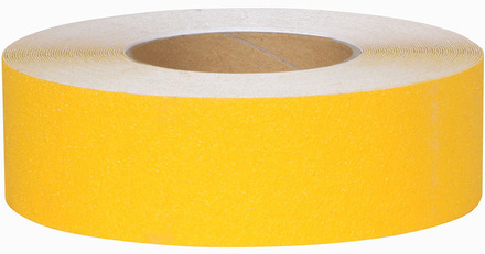 3338 Grit Roll 2in x 60ft Heavy Duty Yellow 6/case picture