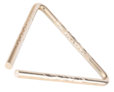 """8"""" Center Hammered Triangle"""