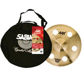 "16"" AAX O-Zone Crash with FREE Basic Cymbal Bag"