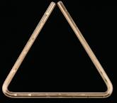 "10"" Hand Hammered B8 Bronze Triangle"