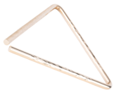 """10"""" Center Hammered Triangle"""