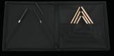 Hand Hammered Triangles & Striker Set w/Attache Case
