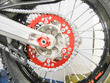 Aluminum Rear Sprocket, Red additional picture 1